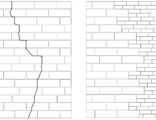 Sanacija od potresa – pukotine širine veće od 10 mm